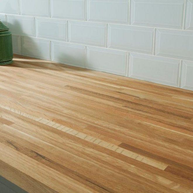 100054378 builder grade maple butcher block countertop 8ft kitchen countertop room