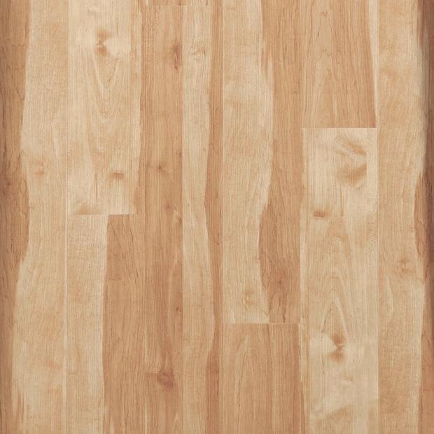 100109743 spalted maple rigid core luxury vinyl plank  cork back display