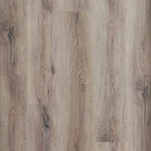 100193135 windsong rigid core luxury vinyl plank  cork back display