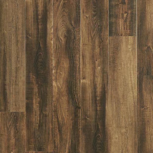 100376797 ombre tan rigid core luxury vinyl plank  cork back display