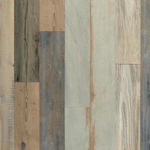 100376839 cabinwood rigid core luxury vinyl plank  cork back display