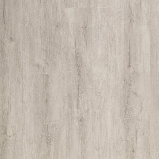 100376938 light gray rigid core luxury vinyl plank  cork back display
