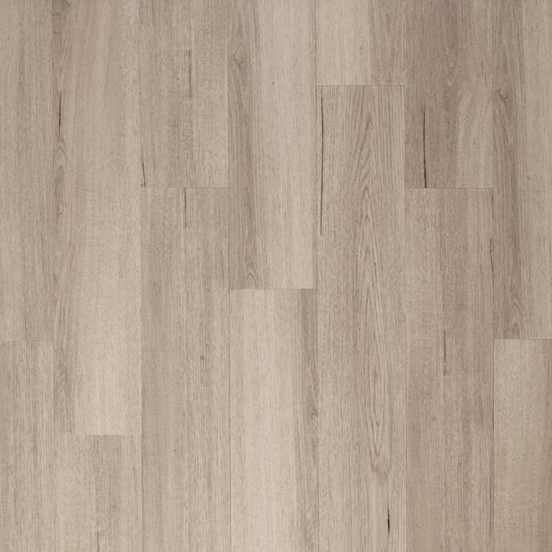 100406362 valley mist rigid core luxury vinyl plank  foam back display