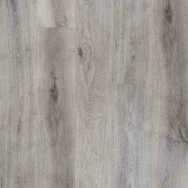 100497361 white pewter rigid core luxury vinyl plank  cork back display