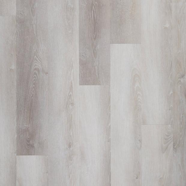 100585066 white oak rigid core luxury vinyl plank  foam back display