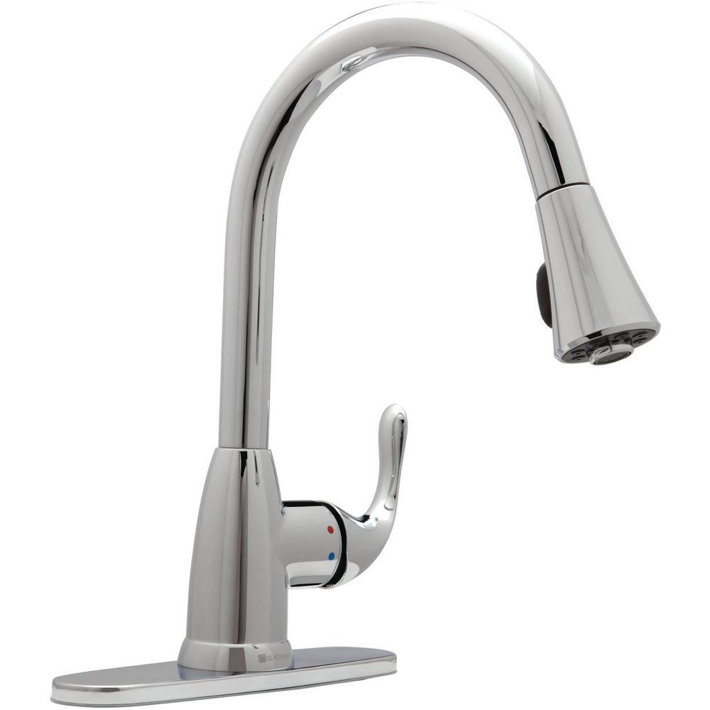 chrome glacier bay pull down faucets hd67551 1201 64_1000