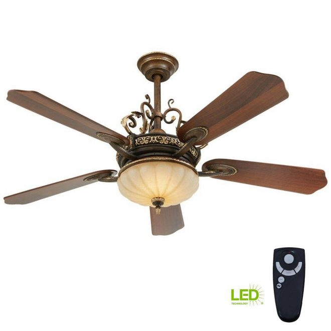 walnut home decorators collection ceiling fans with lights 14012 64_1000