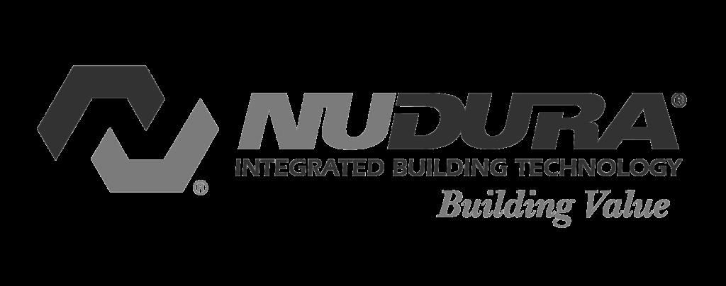 Nudura Logo - Lockington Homes (B&W)