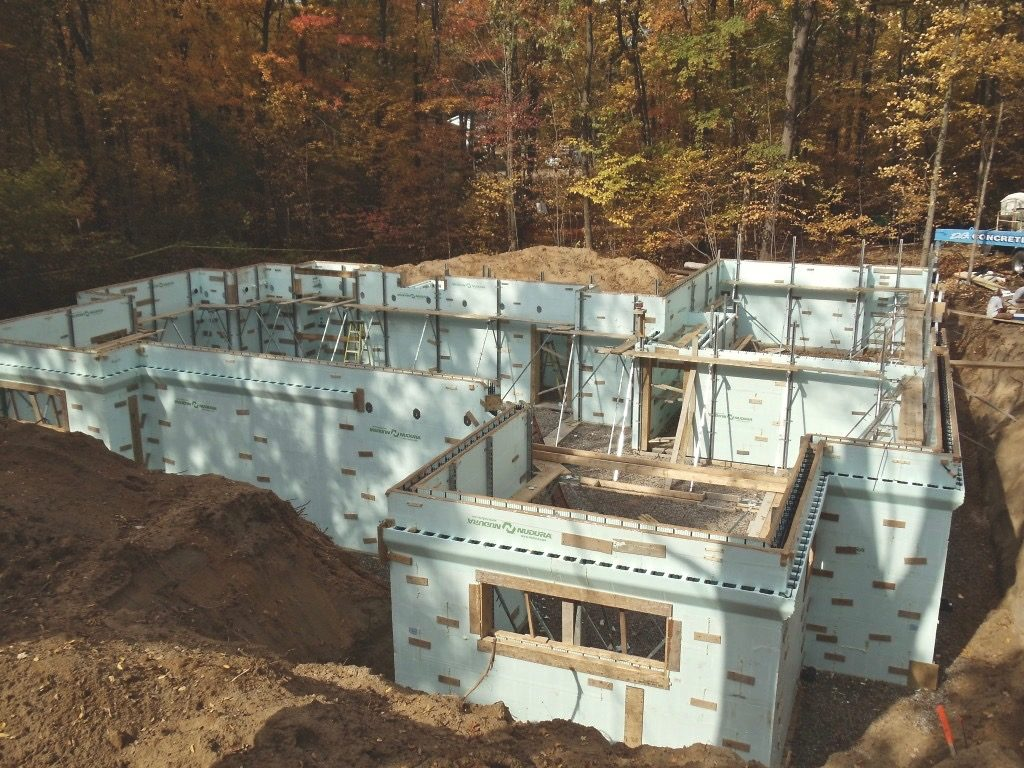 Foundations - Lockington Homes
