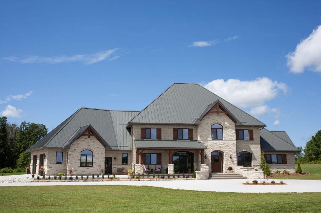 Lockington Homes - Custom Home Builders - Insulated Concrete Forming (ICF)