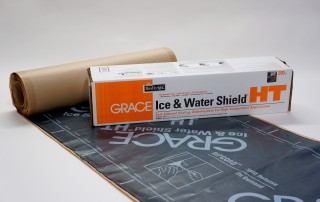 Grace Ice & Water Shield - Self Adhered Underlayment
