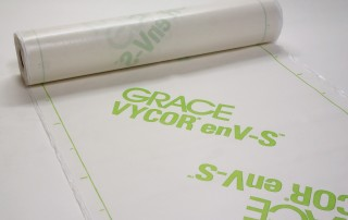 Grace VYCOR en V-S - Weather Barrier