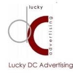 logo lucky dc advertising