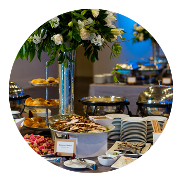 wedding catering new orleans