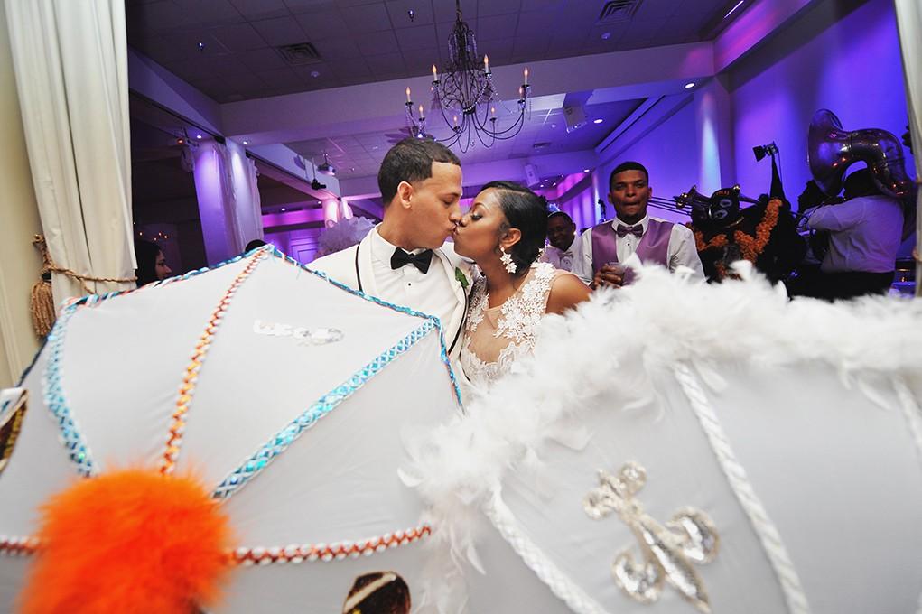 A New Orleans Wedding Story: Sharanie & Denzil