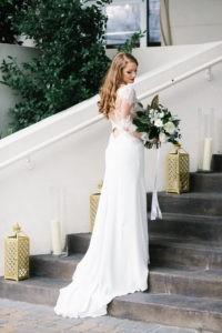 new orleans wedding bridal portrait