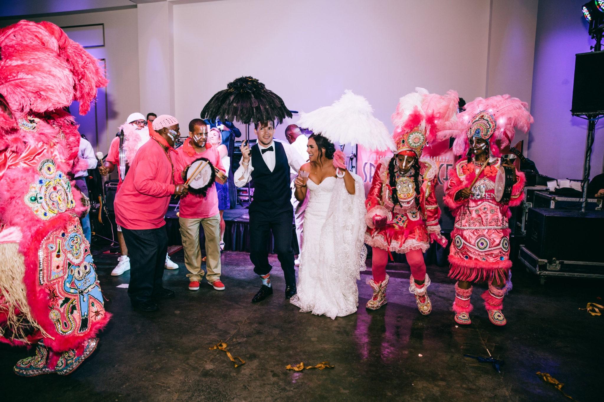 A New Orleans Wedding Story: Erika & Trevor