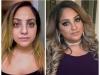 Muse Studios Wedding Bride Hair Makeup Artist Washington DC Virginia Maryland Before and After - 5a