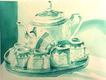 038 Chinese Tea