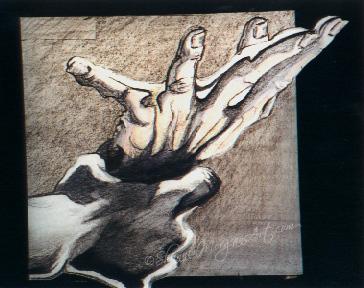 008d Bladerunner - Hand