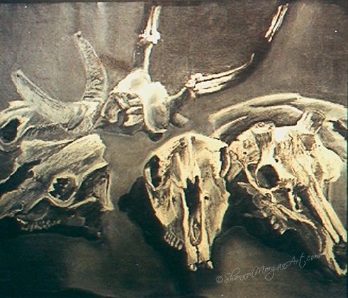 137 Skulls