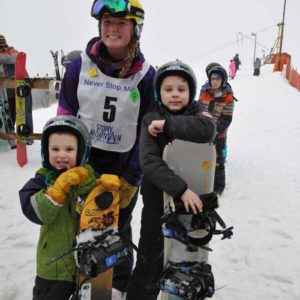 Holiday Snowboard Grommet Camp (ages 7-9)