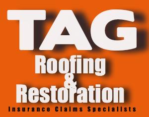 TAG Roofing & Restoration. Expert Restoration Services