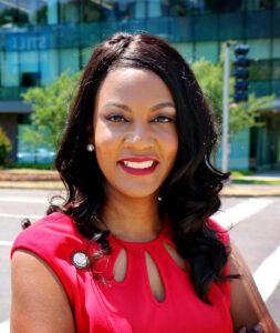 Tishaura Jones running for Mayor of St. Louis City