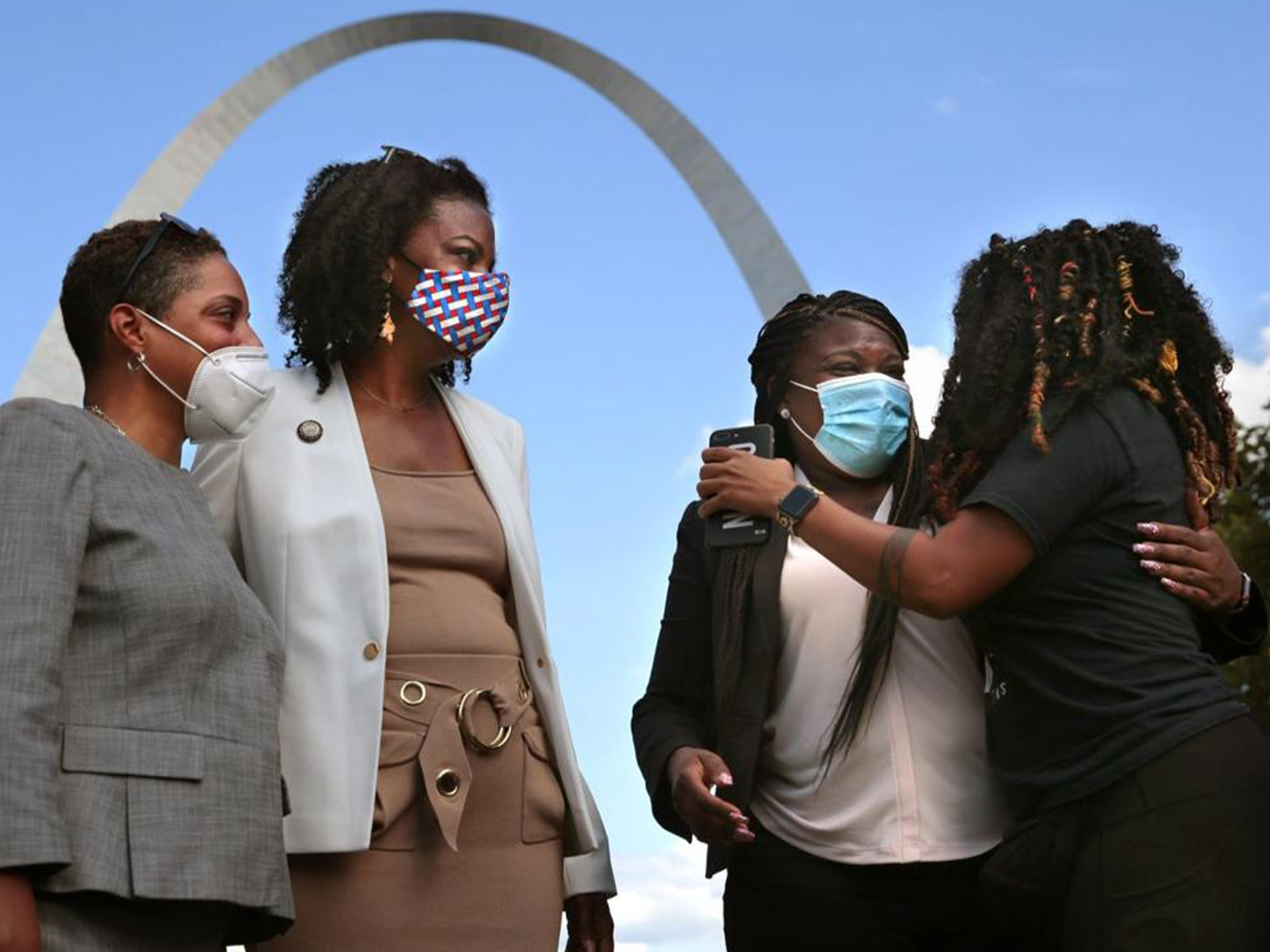 Bush, Jones, Gardner part of 'wave' of success by Black women candidates in Missouri
