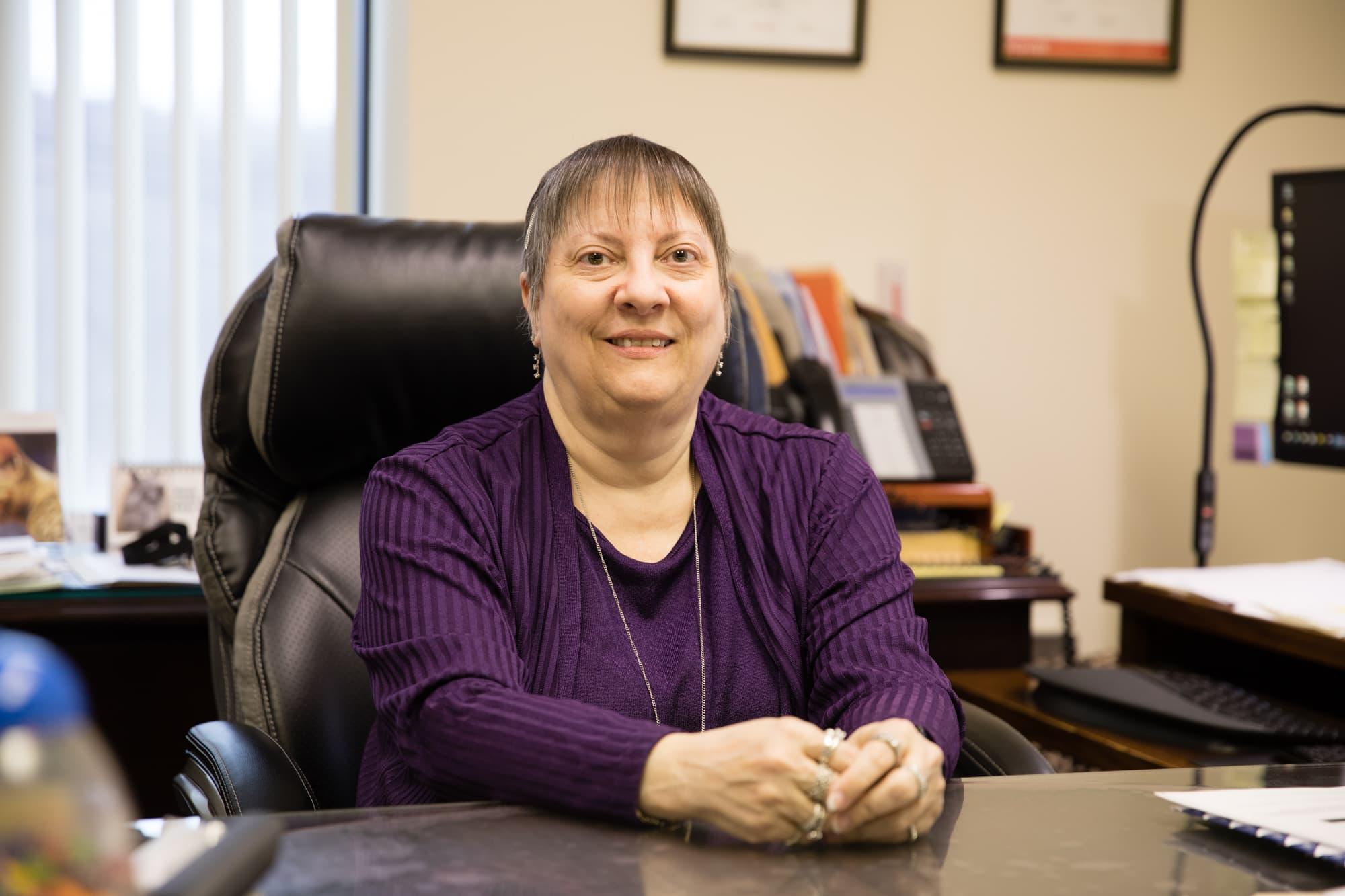 Diana K. Williams - Senior Supervising Accountant