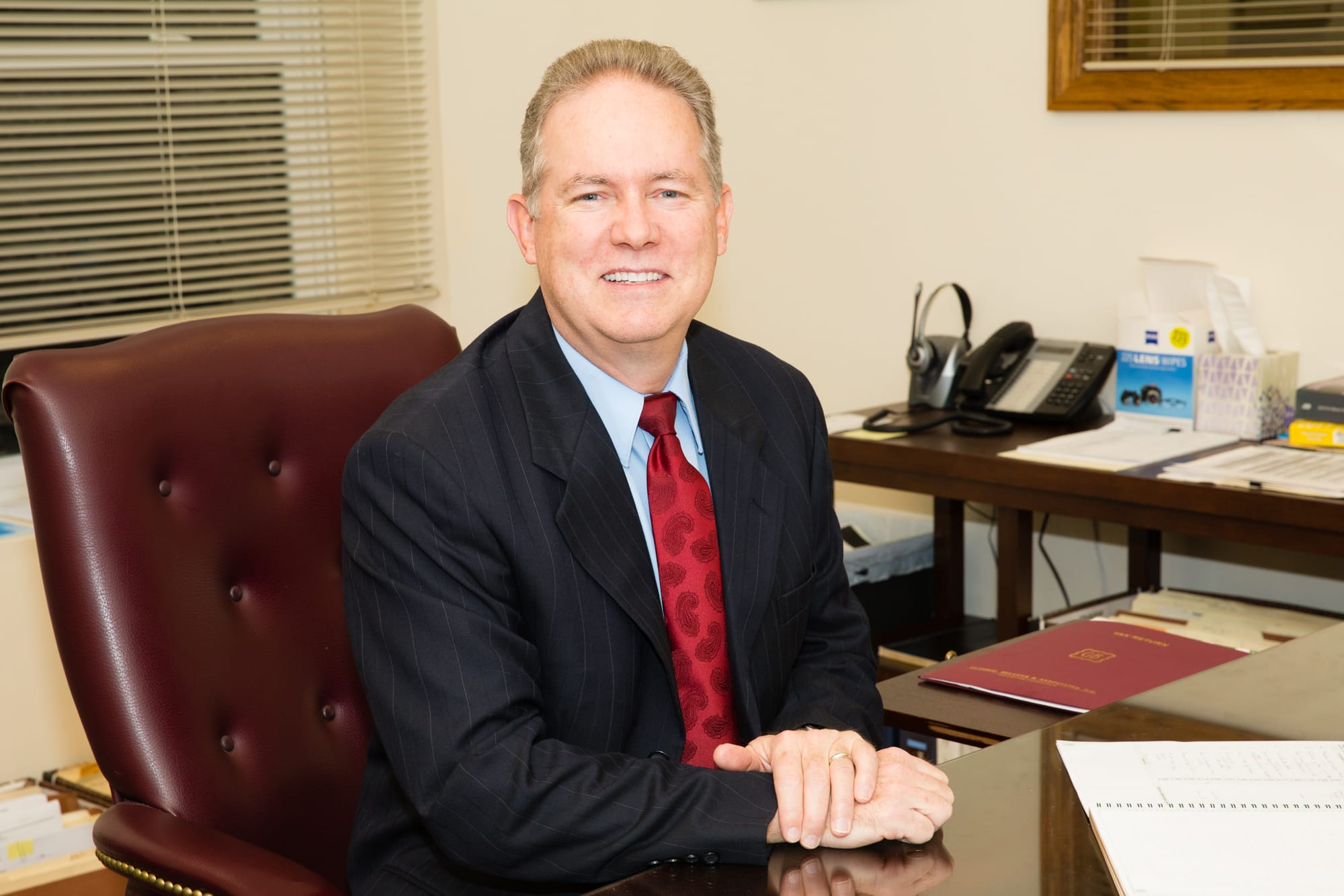 Charles R. Guthrie, CPA - Managing Partner