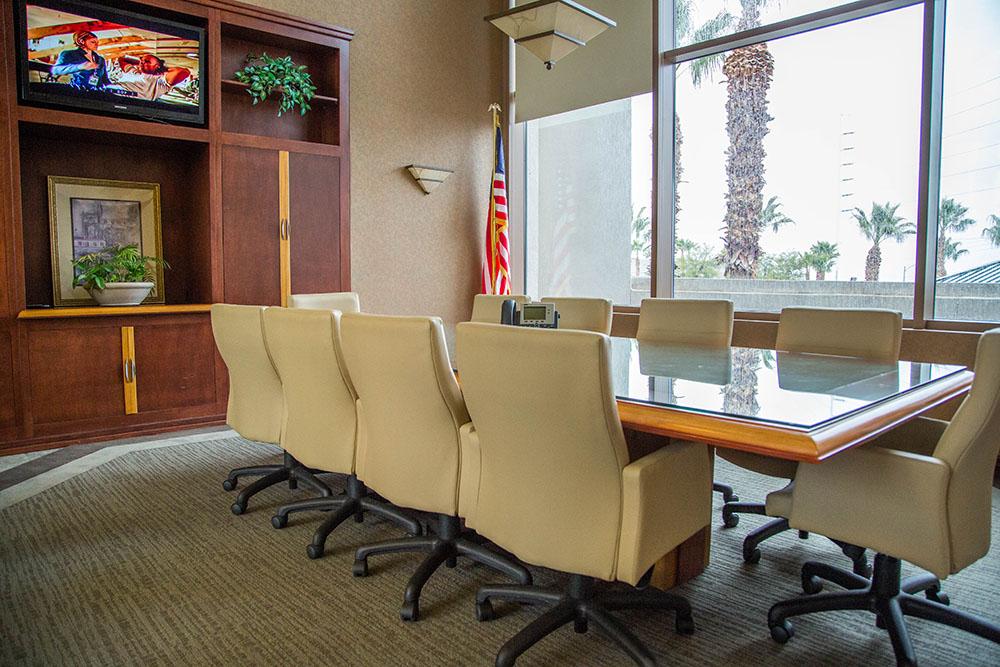 Corporate Board Room Rentals in Las Vegas