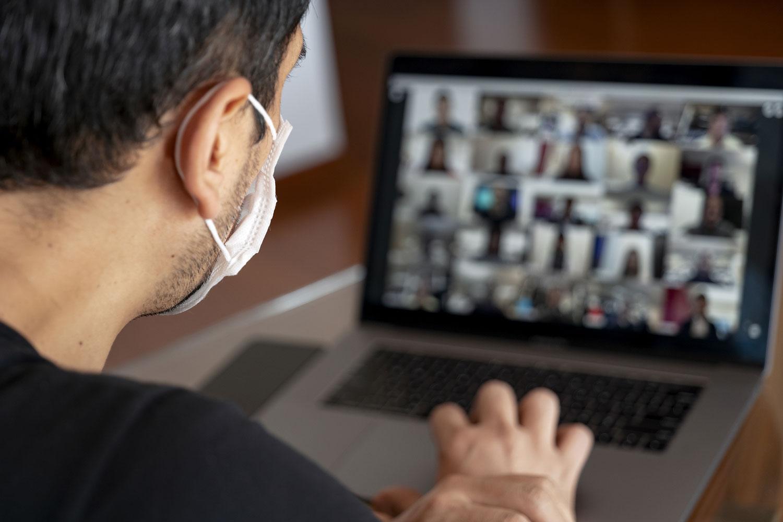 Virtual Office Meeting