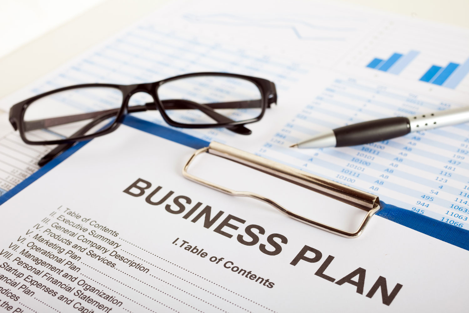 Business Plan for new business