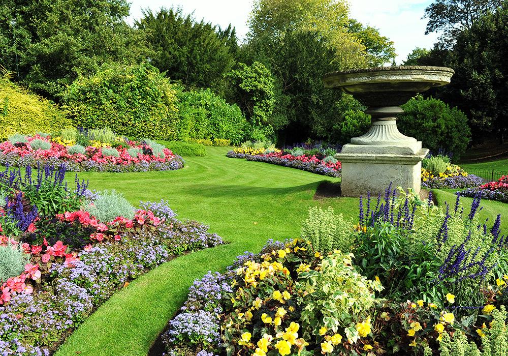 Visiting Gardens