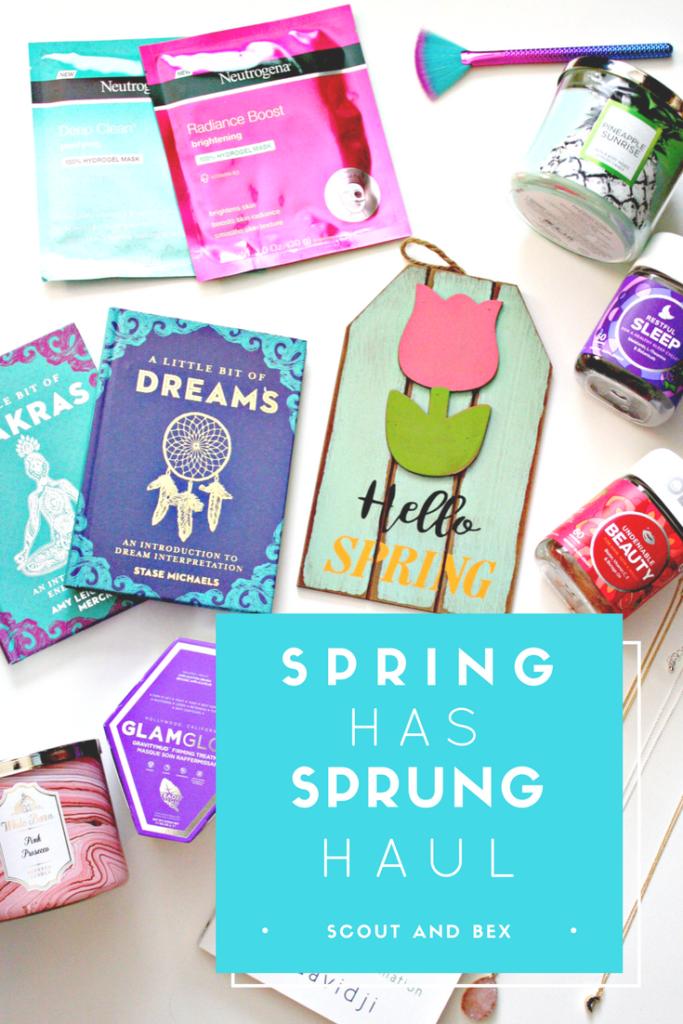 Spring Haul, pinterest, spring, haul