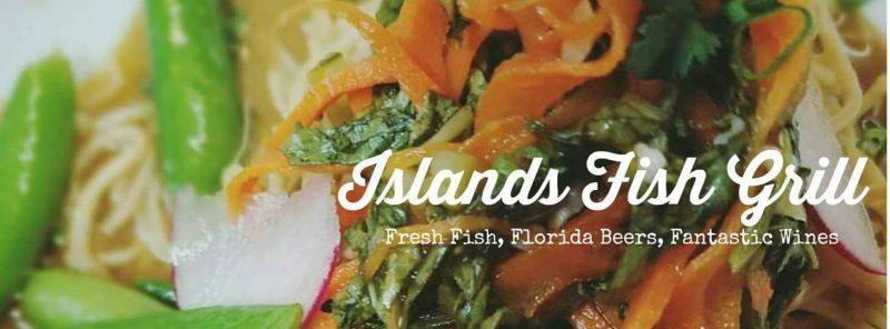 Islands Fish Grill