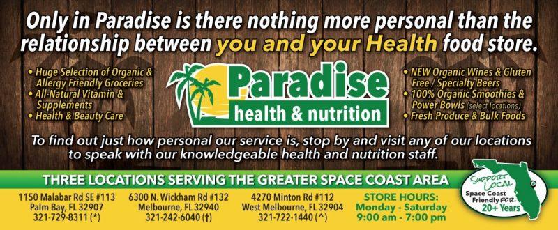 Paradise Health & Nutrition