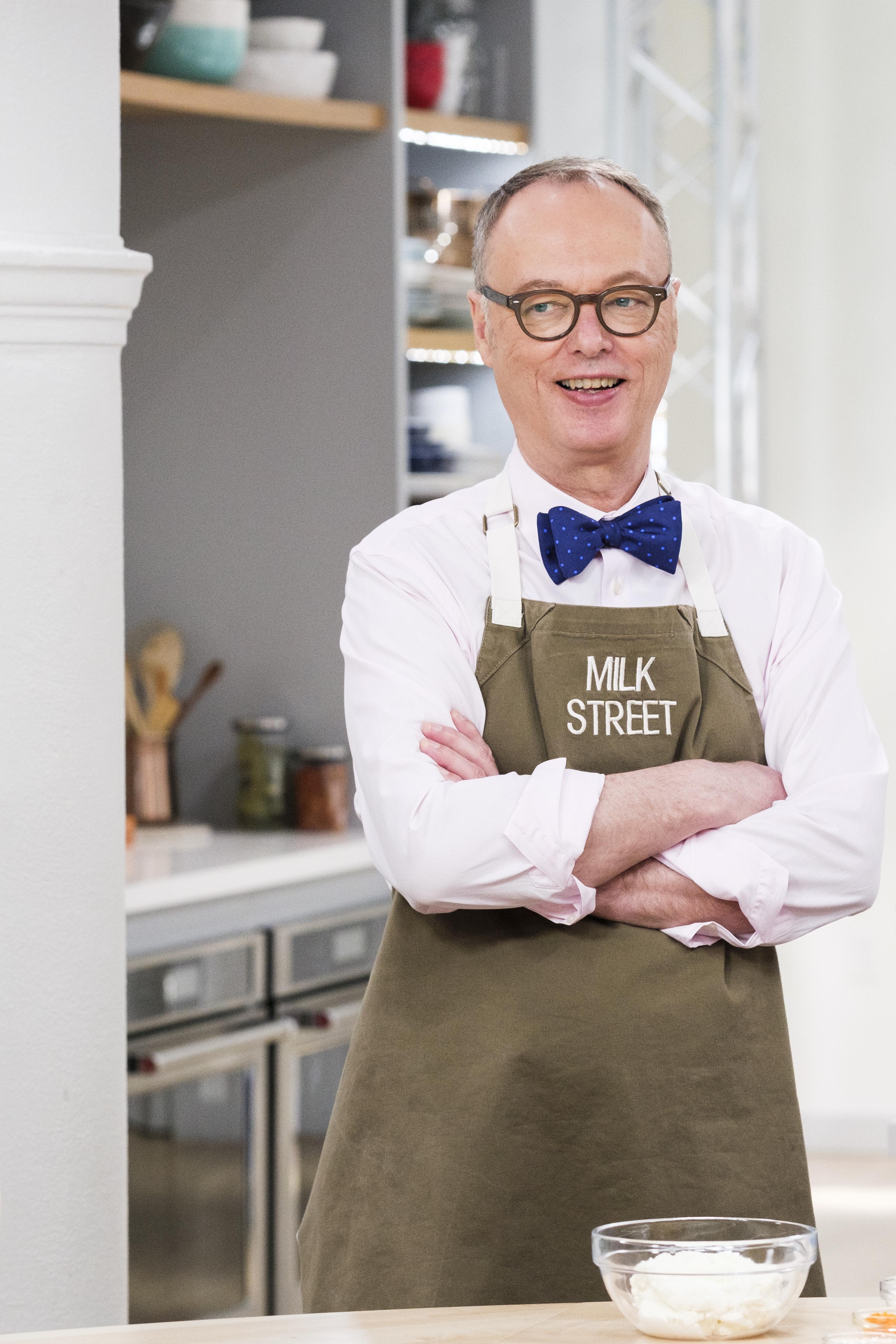 Milk Street's Christopher Kimball - Full Interview