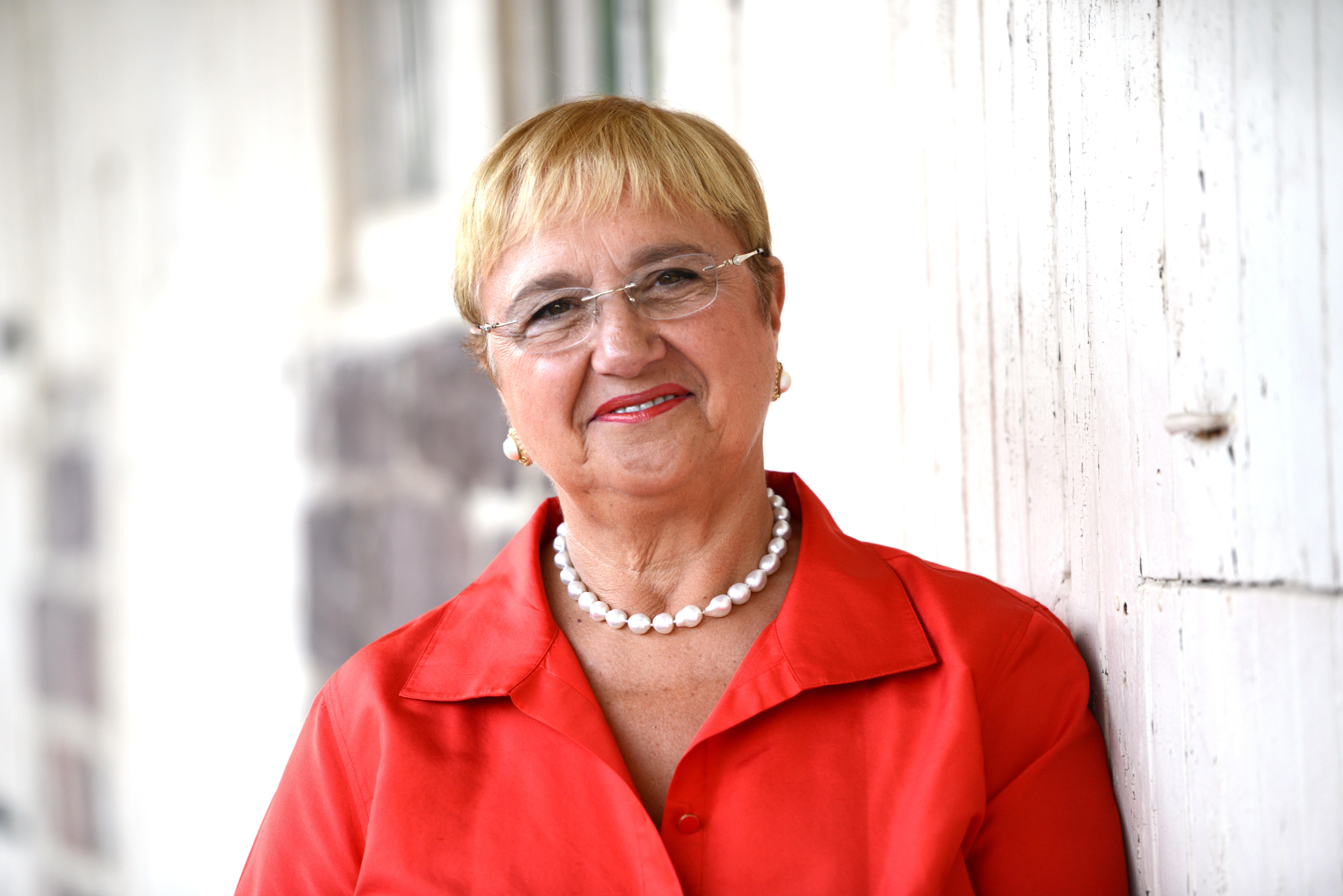 Lidia's Kitchen's Lidia Bastianich - Full Interview