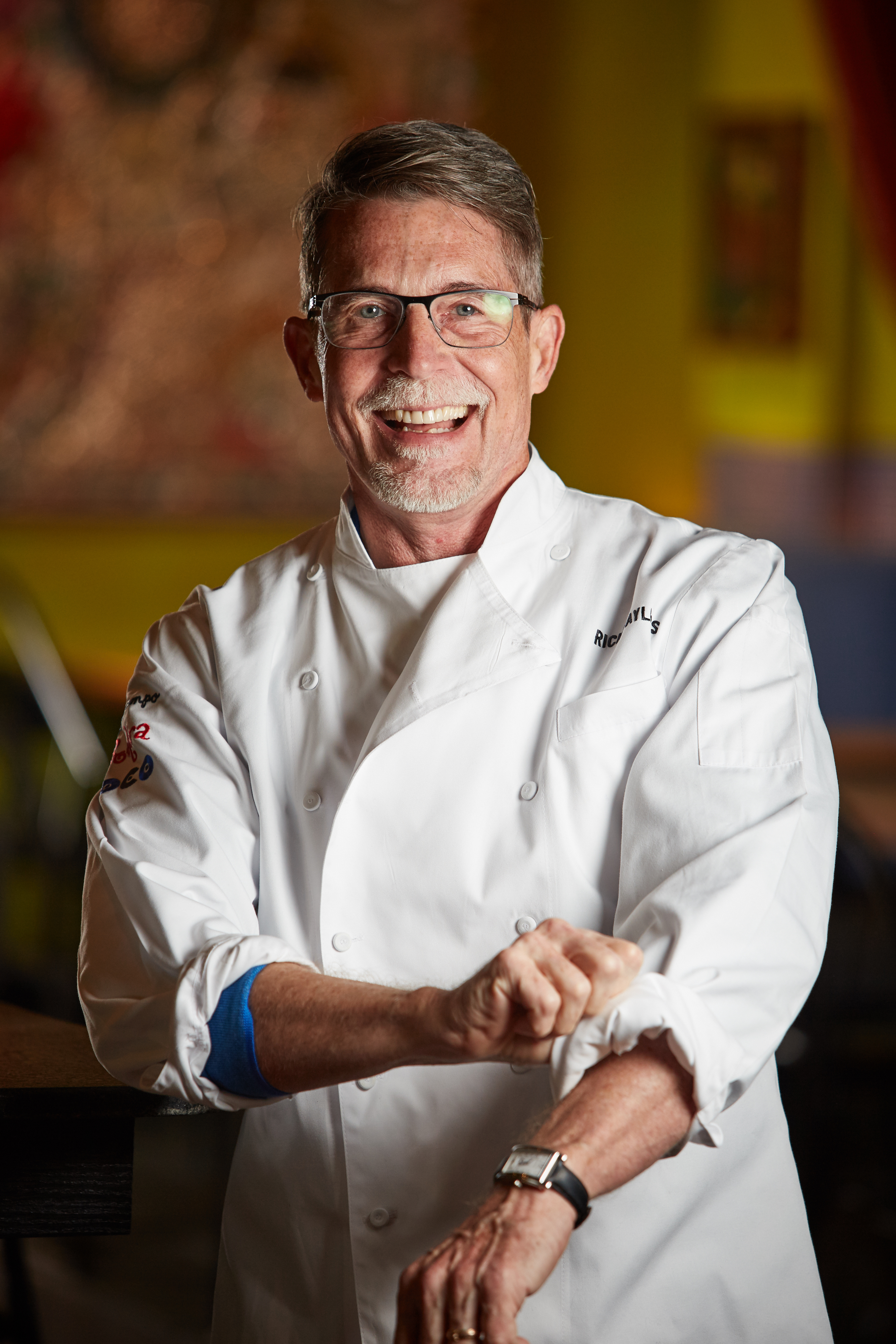 Rick Bayless - Full Interview