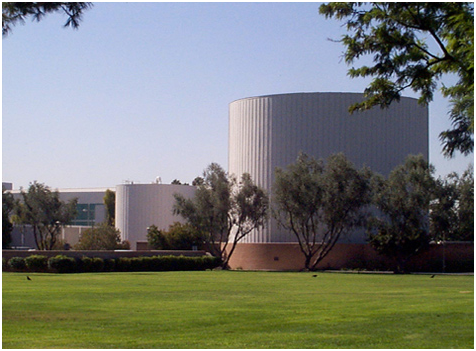 CENTRAL HEATING & COOLING PLANT WITH THERMAL ENERGY STORAGE FULLERTON, CALIFORNIA