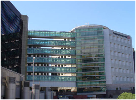 CEDARS SINAI MEDICAL CENTER PROJECT COORDINATION & PLAN REVIEW LOS ANGELES, CALIFORNIA