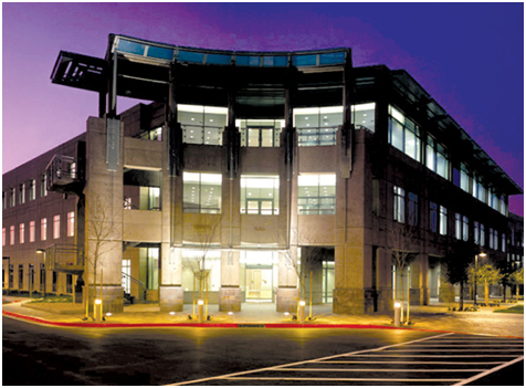 HEWITT HALL MEDICAL RESEARCH FACILITY IRVINE, CALIFORNIA