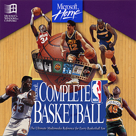 1994-Complete NBA Basketball