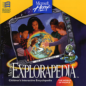 1994-Explorapedia World of People