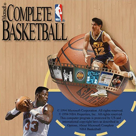 1995-Complete NBA Basketball 96