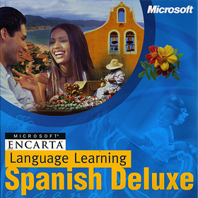 1999-Encarta Language Learning Spanish Deluxe