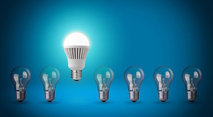 A Guide to Choosing Energy Efficient Light Bulbs