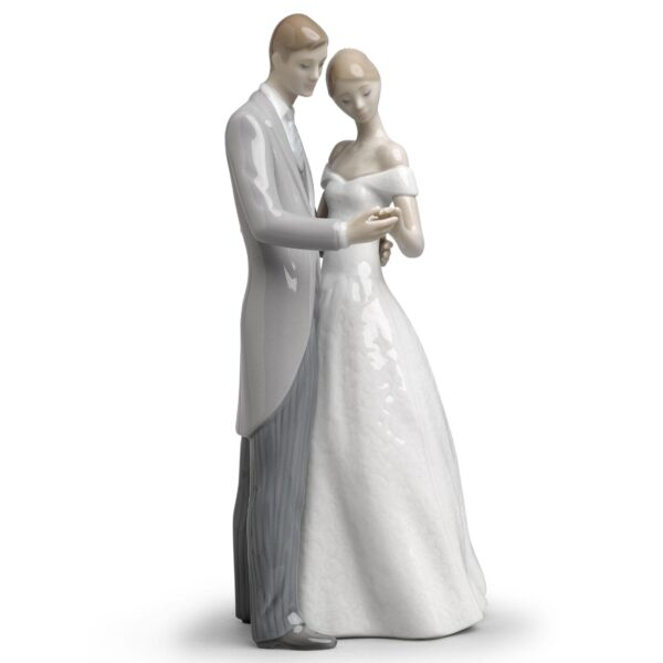 Together Forever Couple Figurine Lladro
